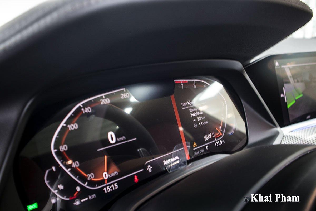 Ảnh đồng hồ xe BMW X6 2020