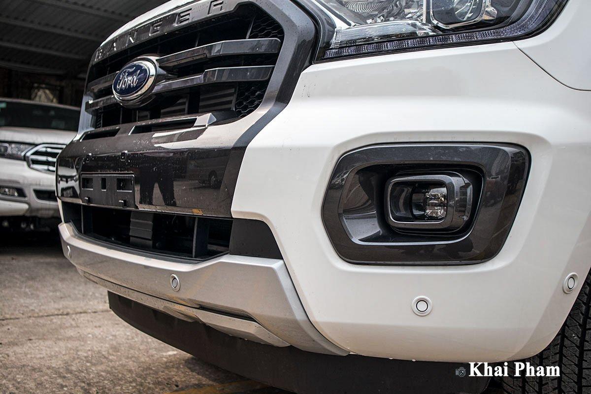 Ảnh Cản trước xe Ford Ranger 2020