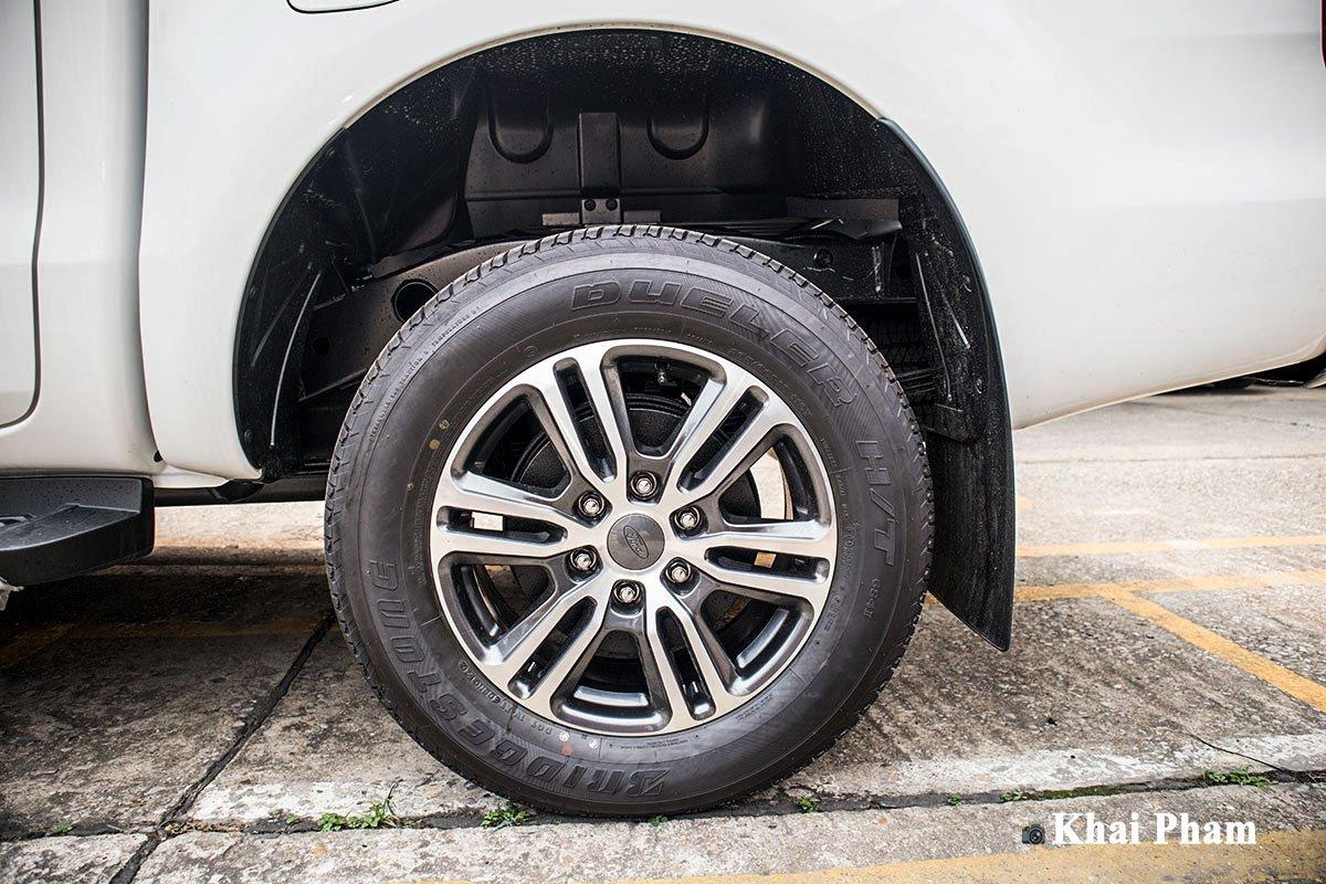 Ảnh Vành xe xe Ford Ranger 2020