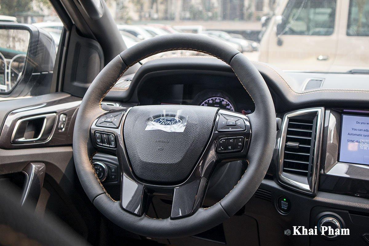 Ảnh Vô-lăng xe Ford Ranger 2020