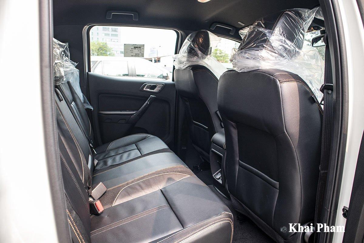 Ảnh Ghế sau xe Ford Ranger 2020