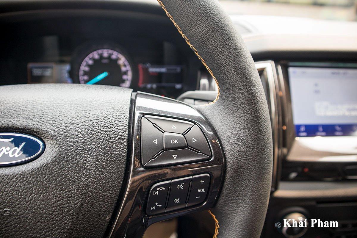 Ảnh Nút bấm xe Ford Ranger 2020 a1