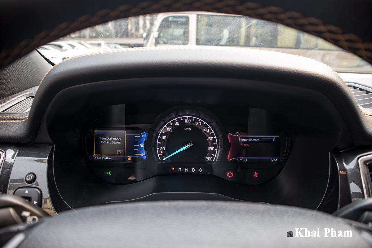 Ảnh Đồng hồ xe Ford Ranger 2020