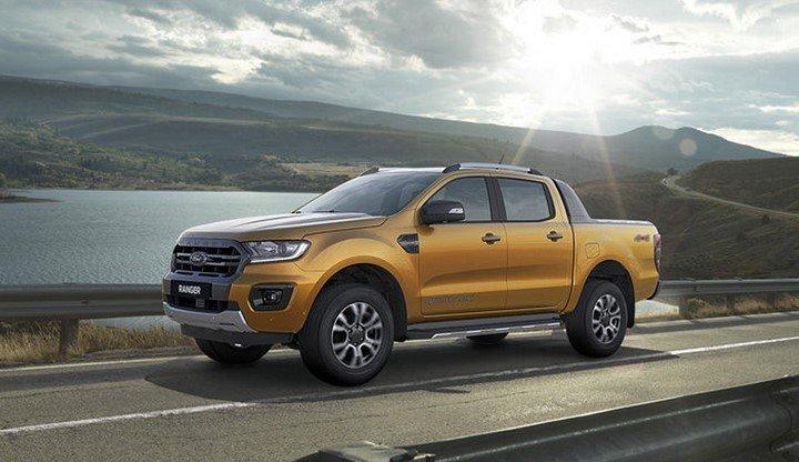 Ford Ranger và Everest 2022 sẽ có hệ thống truyền động hoàn toàn mới.