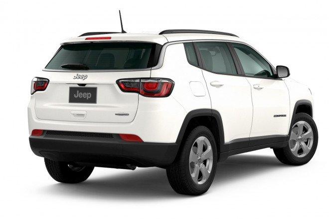 Jeep Compass 2020 mạnh mẽ, tiện dụng.