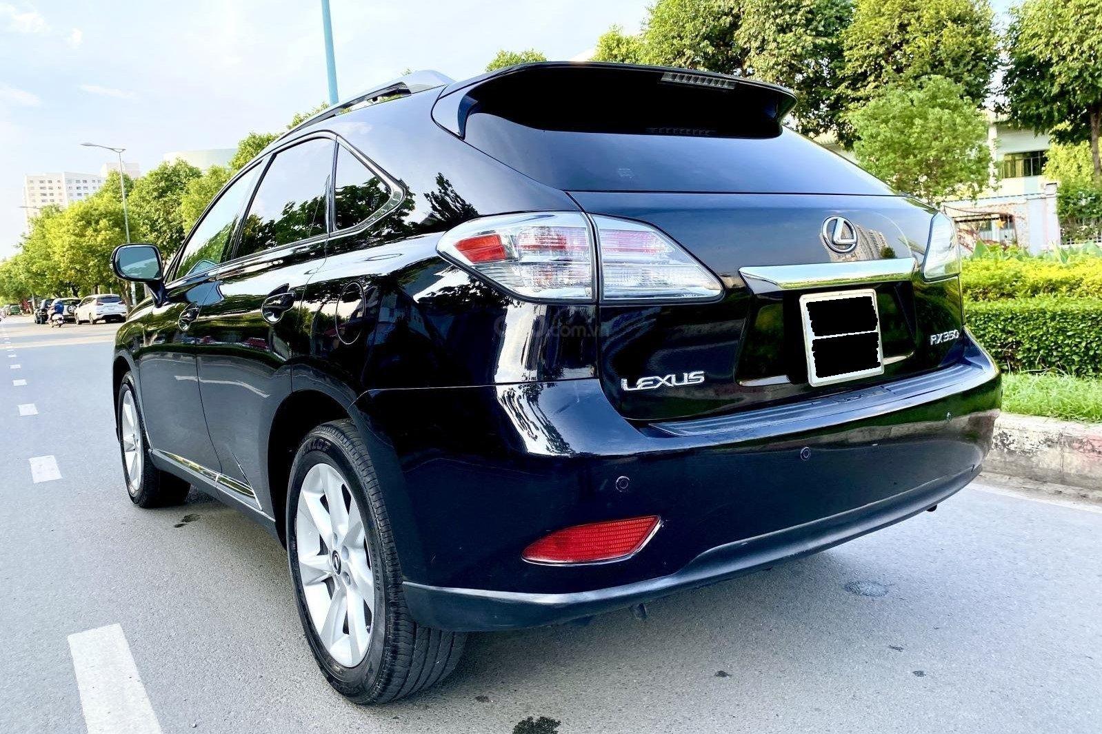 Ngoại hình Lexus RX 350 2010 a4