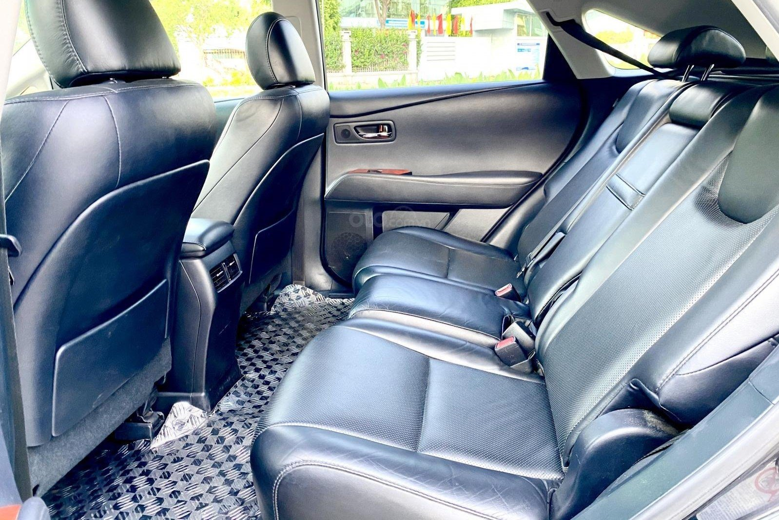 Không gian nội thất Lexus RX 350 2010 a3