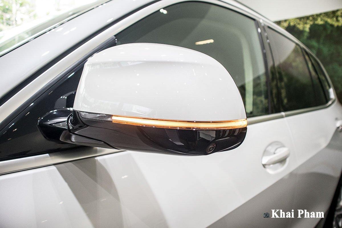 Ảnh gương xe BMW X5 xDrive 40i xLine 2020