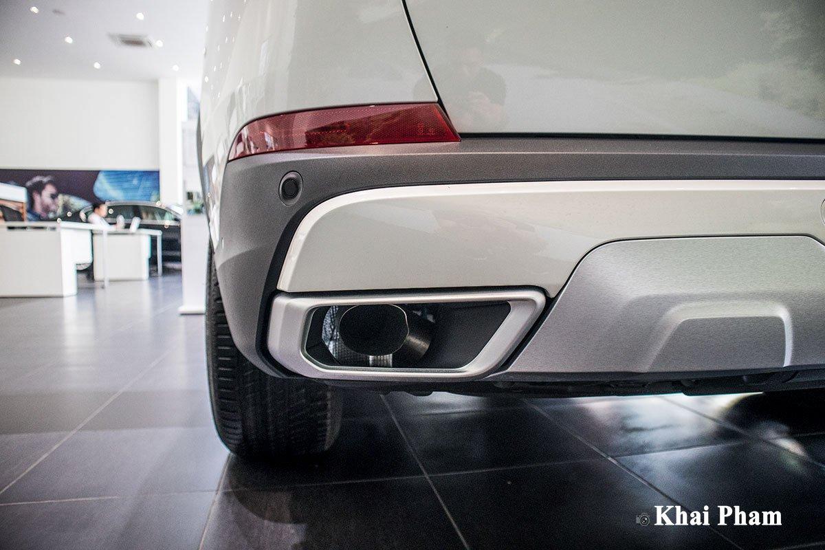 Ảnh ống xả xe BMW X5 xDrive 40i xLine 2020