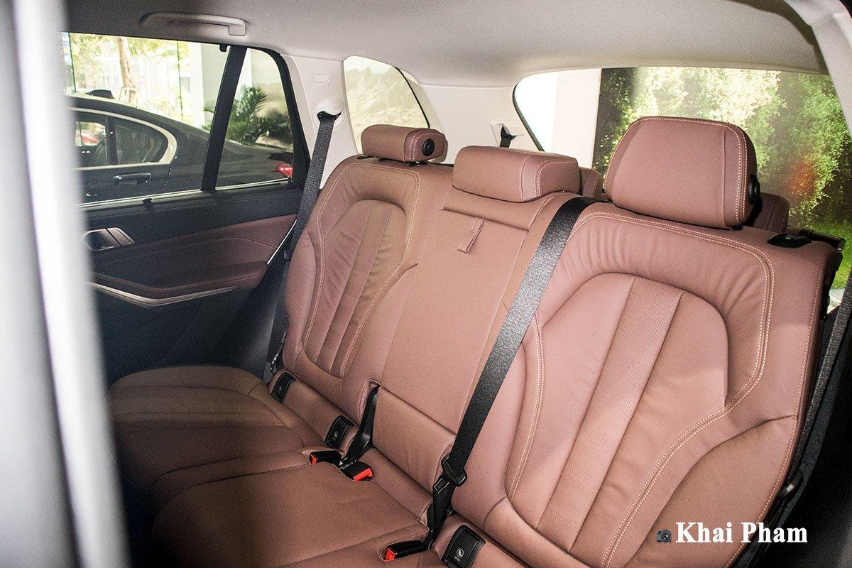 Ảnh ghế sau xe BMW X5 xDrive 40i xLine 2020 b1