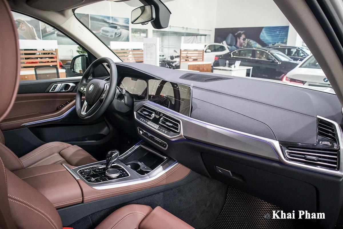Ảnh táp-lô xe BMW X5 xDrive 40i xLine 2020