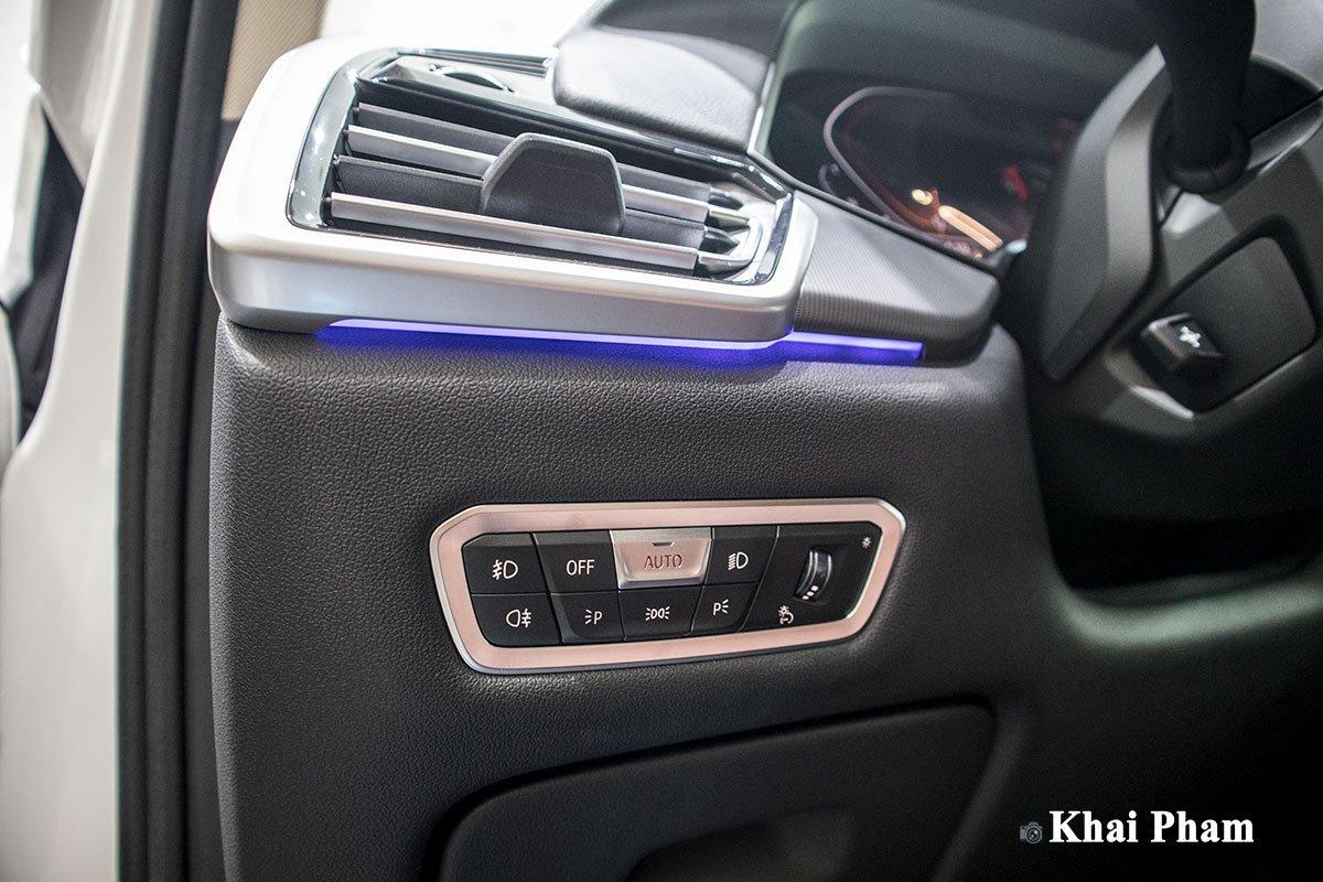 Ảnh cụm đèn xe BMW X5 xDrive 40i xLine 2020