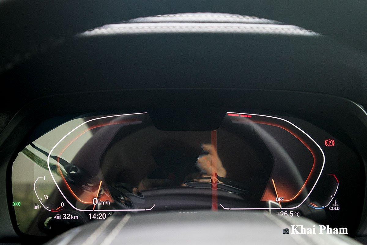Ảnh đồng hồ xe BMW X5 xDrive 40i xLine 2020