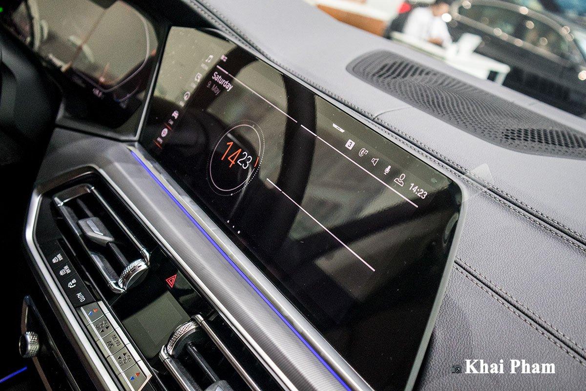 Ảnh màn hình xe BMW X5 xDrive 40i xLine 2020