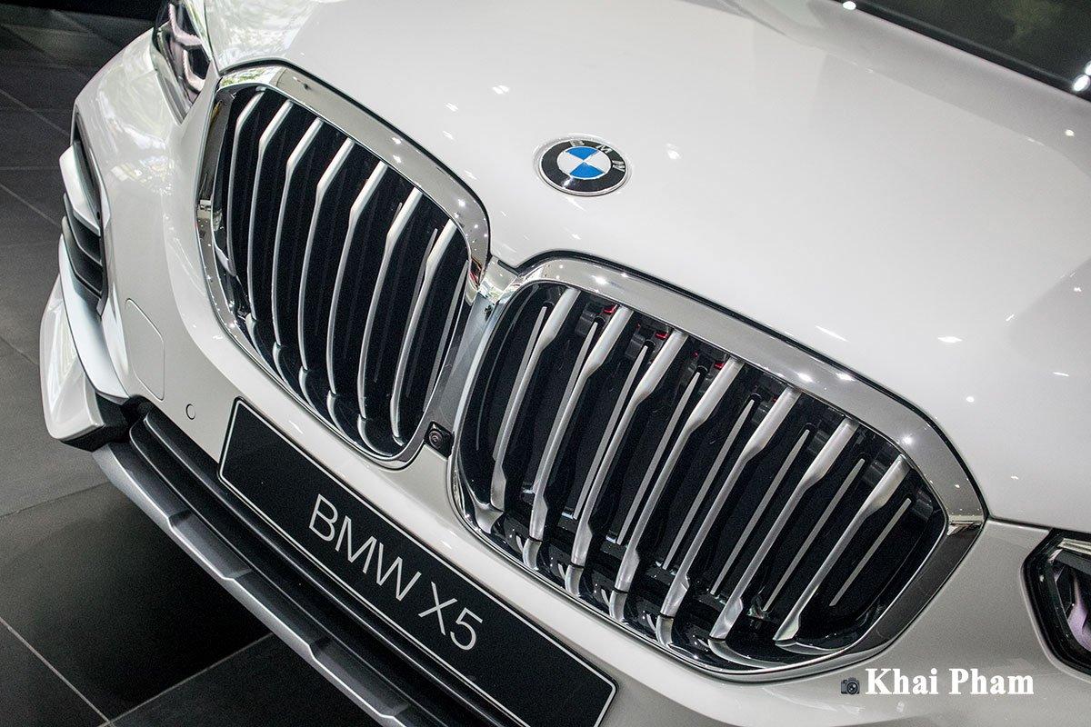 Ảnh lưới tản nhiệt xe BMW X5 xDrive 40i xLine 2020
