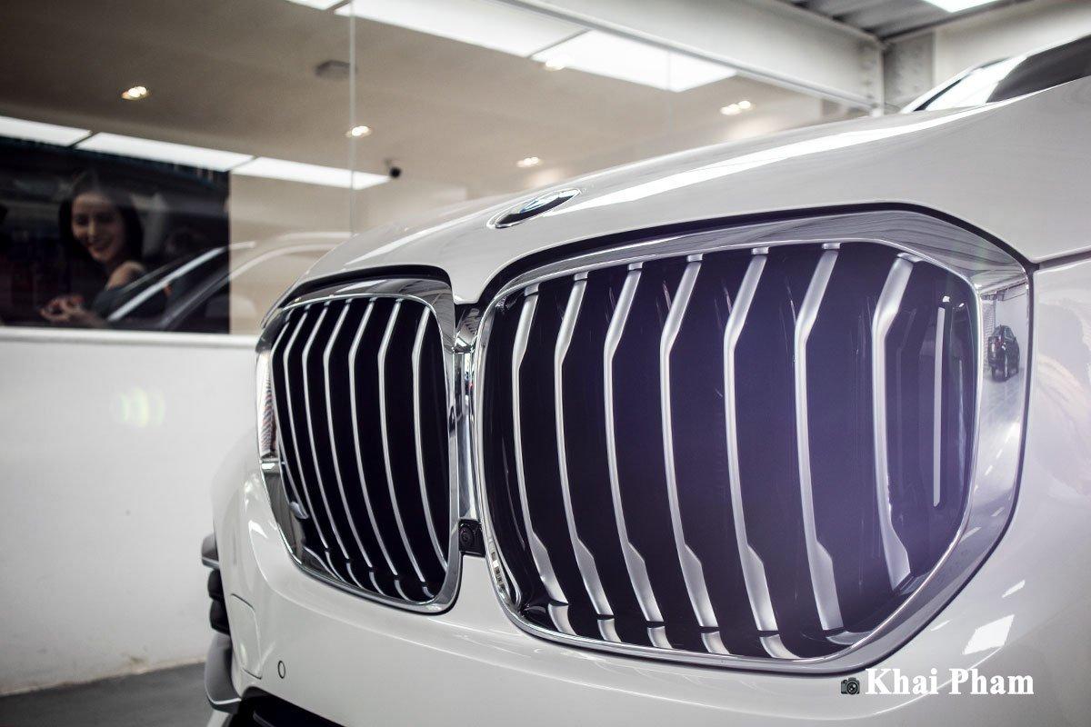 Ảnh lưới tản nhiệt xe BMW X5 xDrive 40i xLine Plus 2020