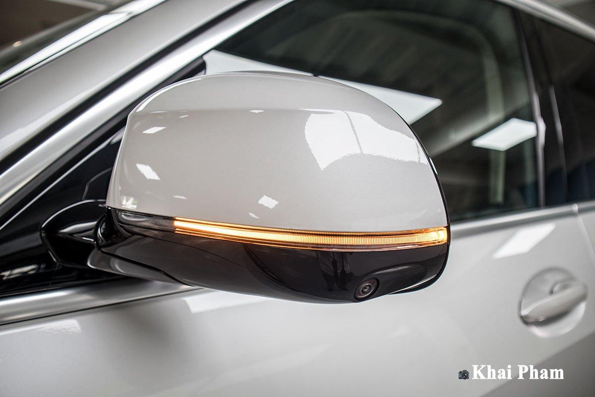 Ảnh gương xe BMW X5 xDrive 40i xLine Plus 2020