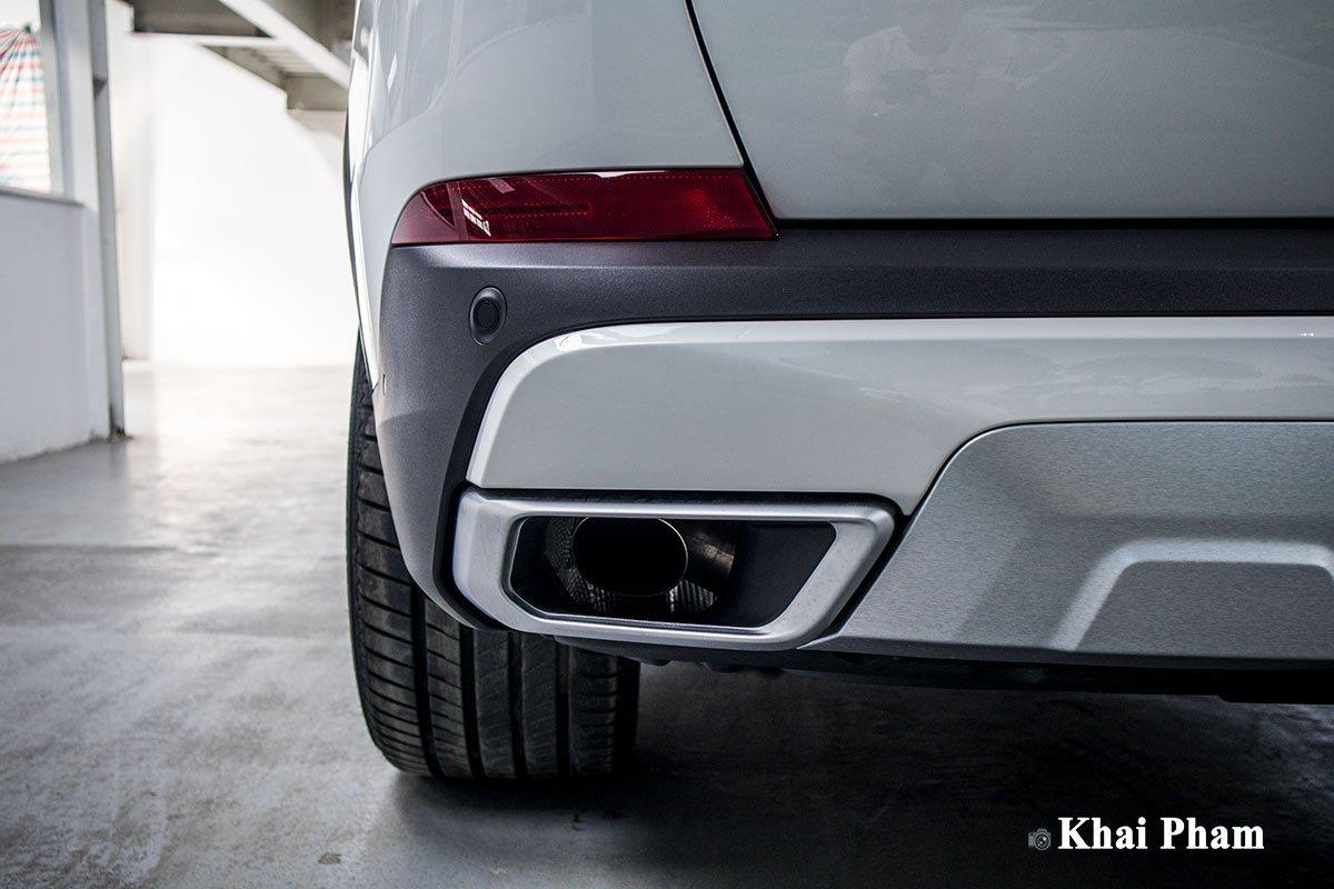 Ảnh ống xả xe BMW X5 xDrive 40i xLine Plus 2020