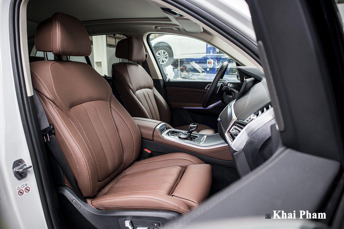 Ảnh ghế phụ xe BMW X5 xDrive 40i xLine Plus 2020 a1