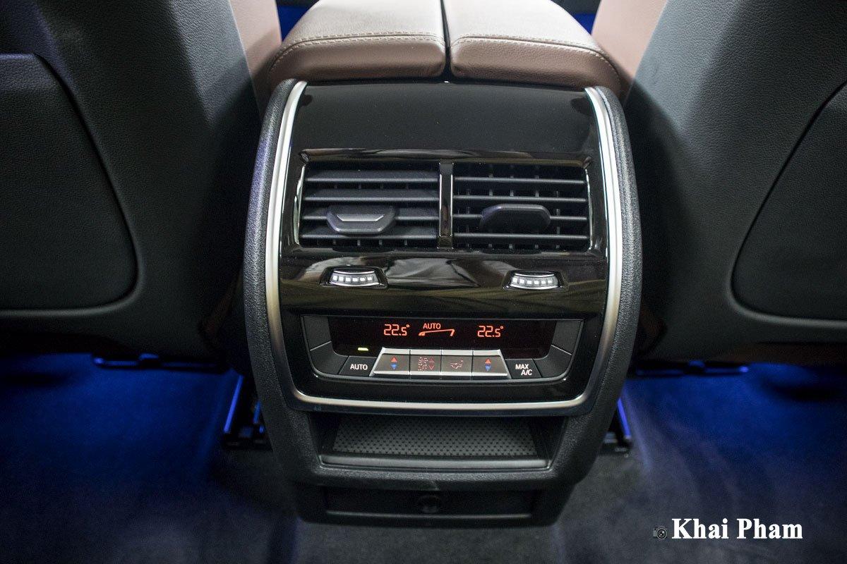 Ảnh cửa gió xe BMW X5 xDrive 40i xLine Plus 2020