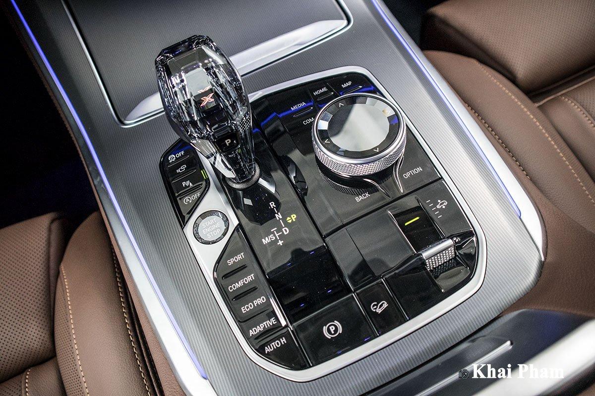 Ảnh cần số xe BMW X5 xDrive 40i xLine Plus 2020