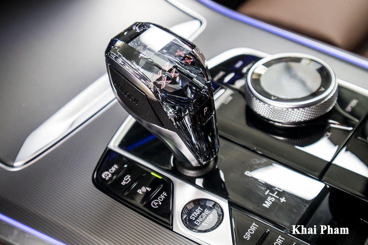 Ảnh cần số xe BMW X5 xDrive 40i xLine Plus 2020 a1