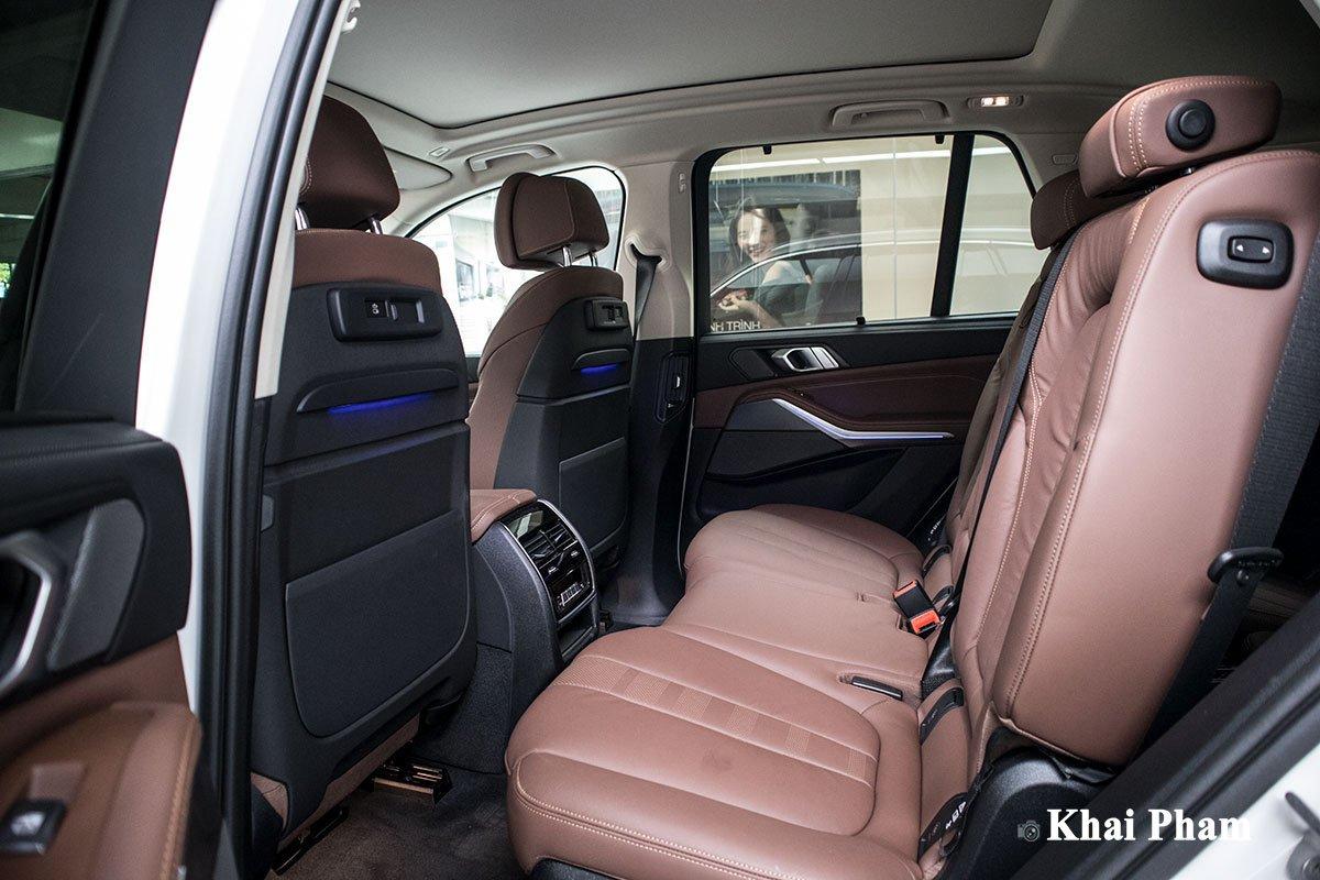 Ảnh ghế 2 xe BMW X5 xDrive 40i xLine Plus 2020