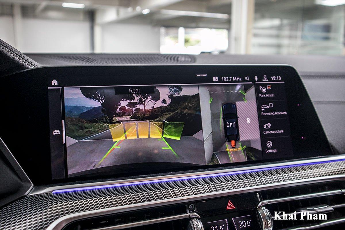 Ảnh camera 360 độ xe BMW X5 xDrive 40i xLine 2020