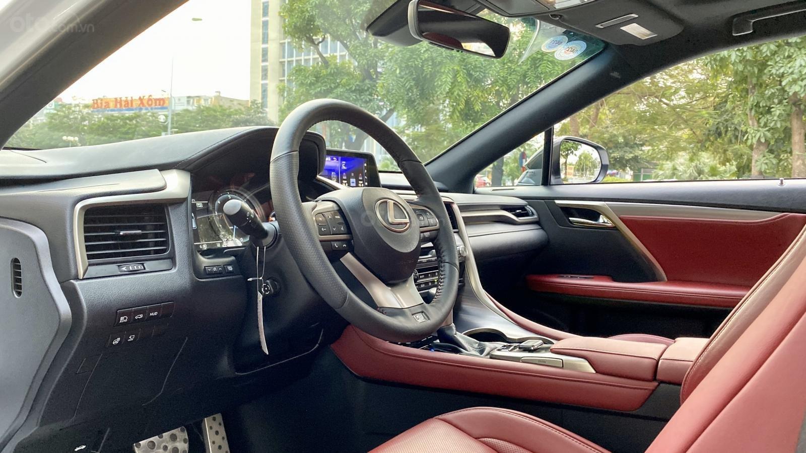Bán xe Lexus RX 350 Fsport nhập Mỹ sản xuất 2018 đã qua sử dụng LH Ms Hương, giao xe toàn quốc, giá tốt (10)