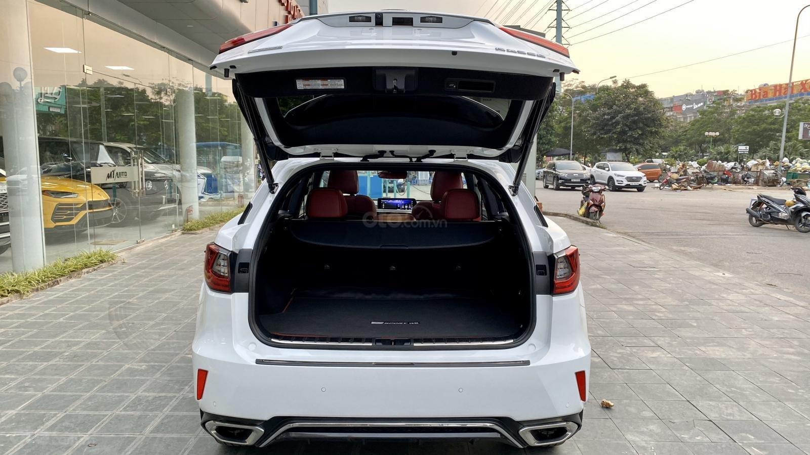 Bán xe Lexus RX 350 Fsport nhập Mỹ sản xuất 2018 đã qua sử dụng LH Ms Hương, giao xe toàn quốc, giá tốt (5)