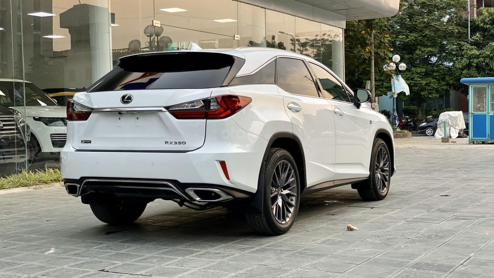 Bán xe Lexus RX 350 Fsport nhập Mỹ sản xuất 2018 đã qua sử dụng LH Ms Hương, giao xe toàn quốc, giá tốt (6)