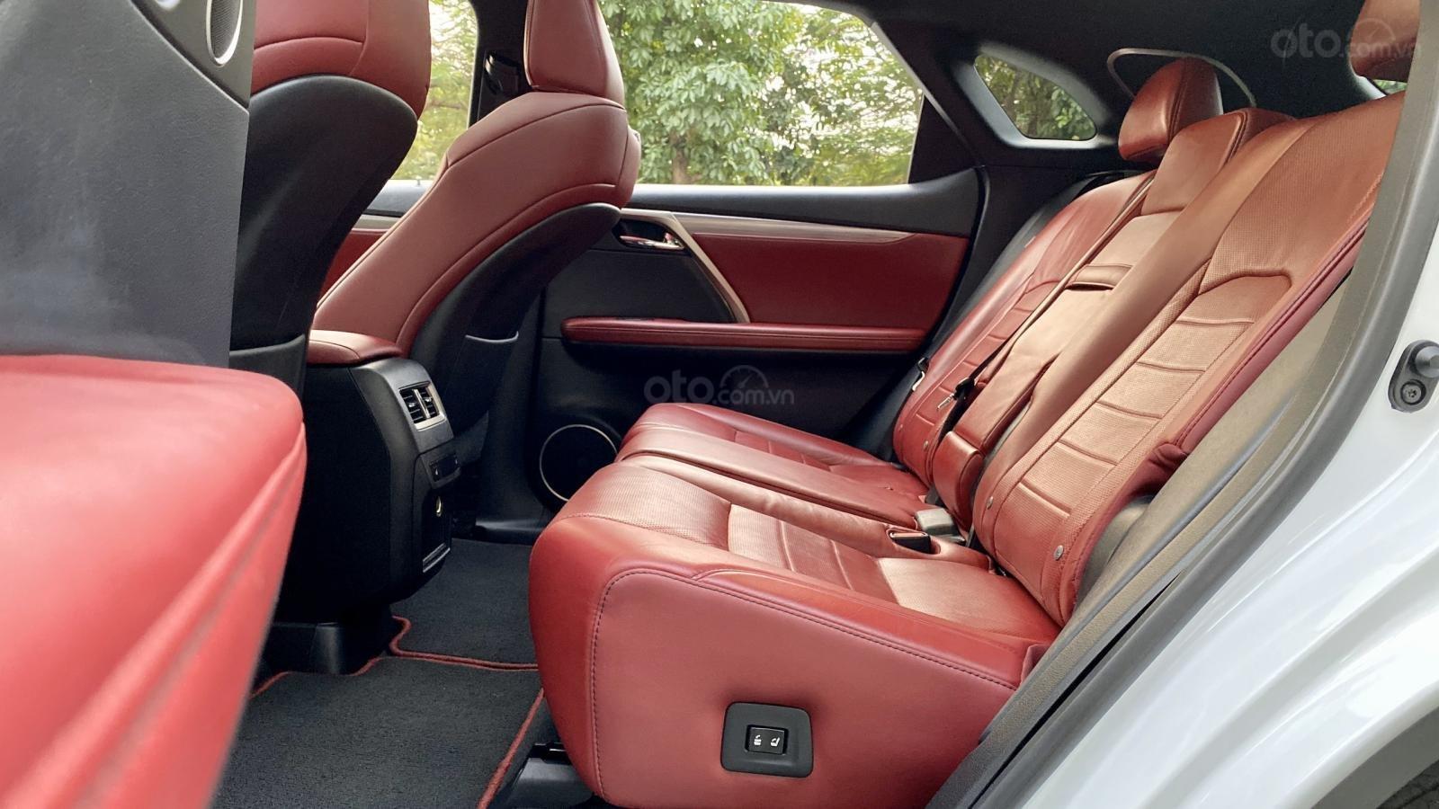 Bán xe Lexus RX 350 Fsport nhập Mỹ sản xuất 2018 đã qua sử dụng LH Ms Hương, giao xe toàn quốc, giá tốt (8)