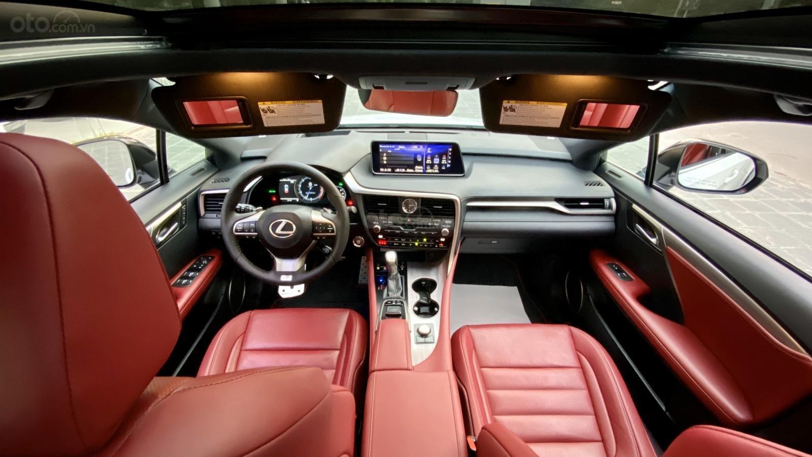 Bán xe Lexus RX 350 Fsport nhập Mỹ sản xuất 2018 đã qua sử dụng LH Ms Hương, giao xe toàn quốc, giá tốt (11)
