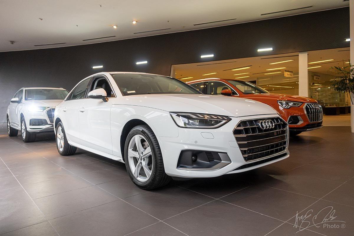 Đánh giá xe Audi A4 2020.