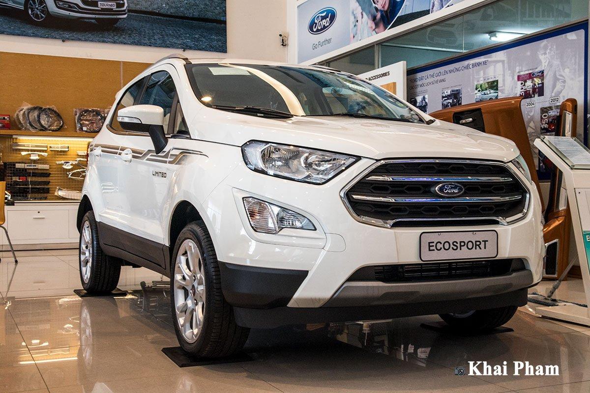 Ảnh chụp trước xe Ford EcoSport 2020
