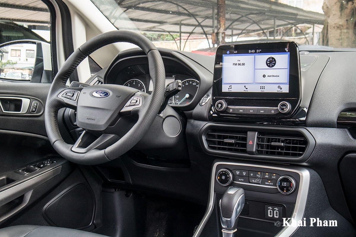 Ảnh Vô-lăng xe Ford EcoSport 2020