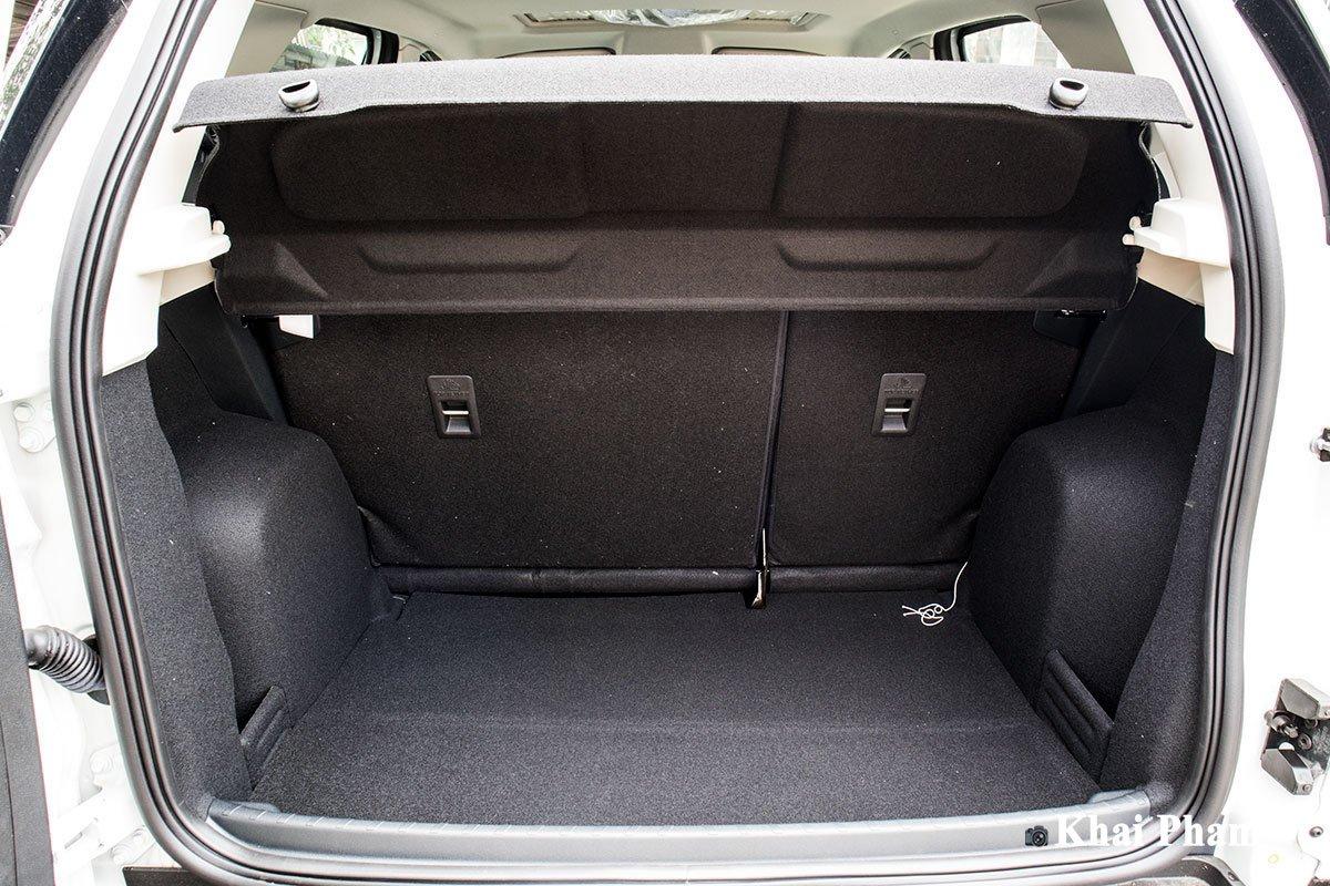 Ảnh Khoang hành lý xe Ford EcoSport 2020