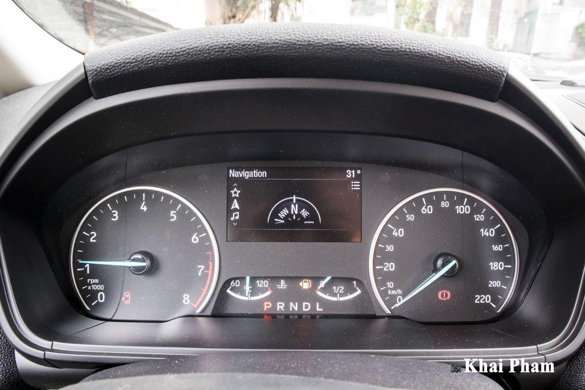 Ảnh Đồng hồ xe Ford EcoSport 2020