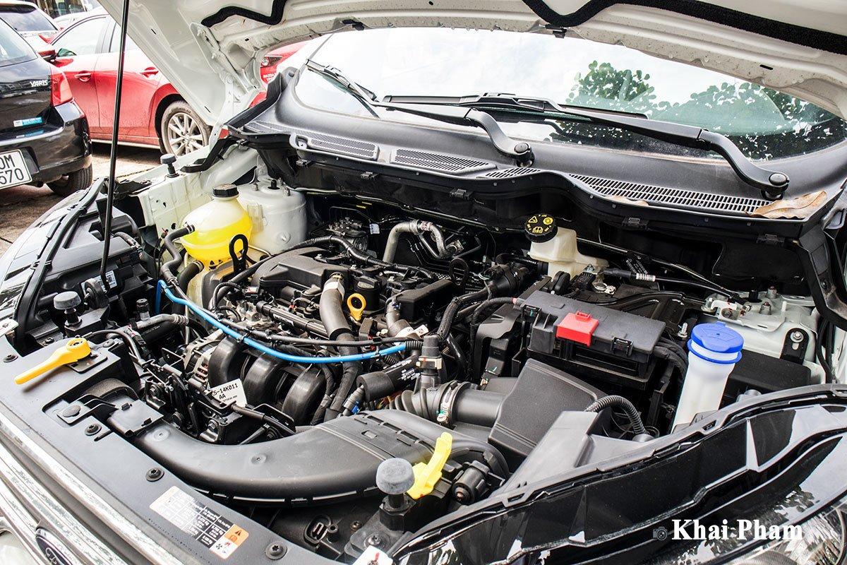 Ảnh Động cơ xe Ford EcoSport 2020