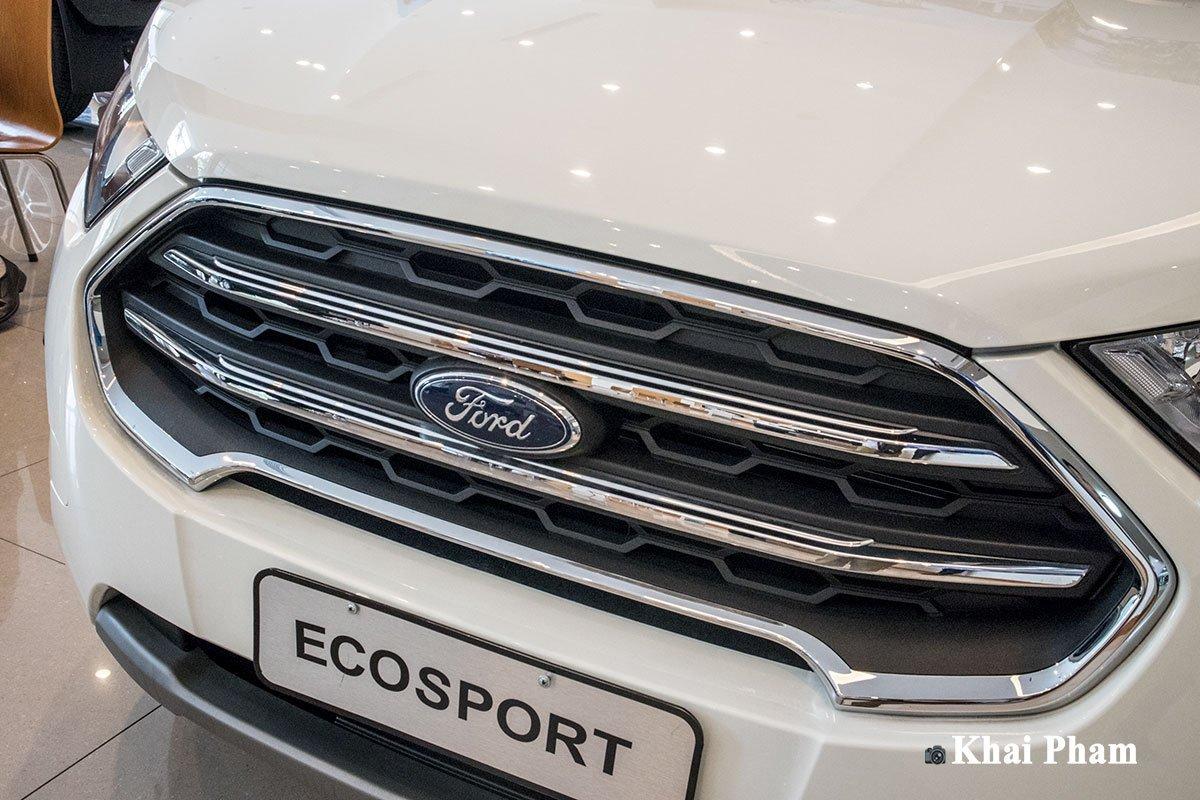 Ảnh Lưới tản nhiệt xe Ford EcoSport 2020