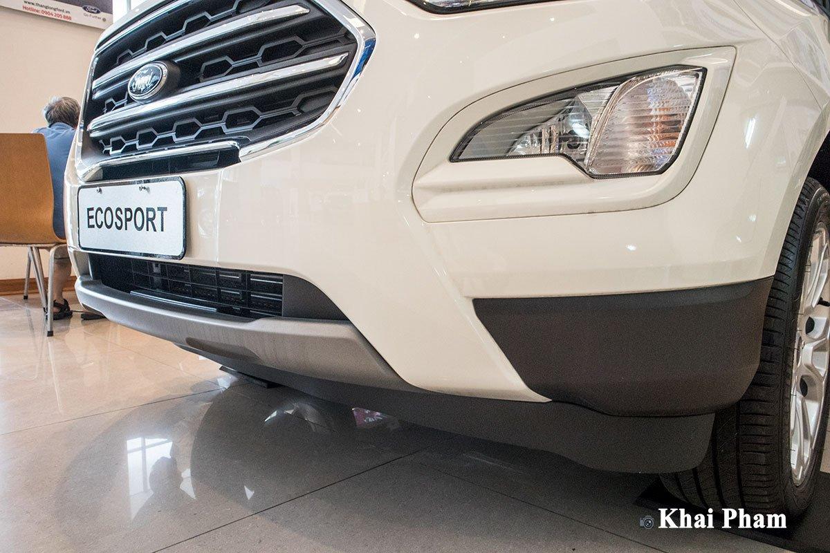 Ảnh Cản trước xe Ford EcoSport 2020