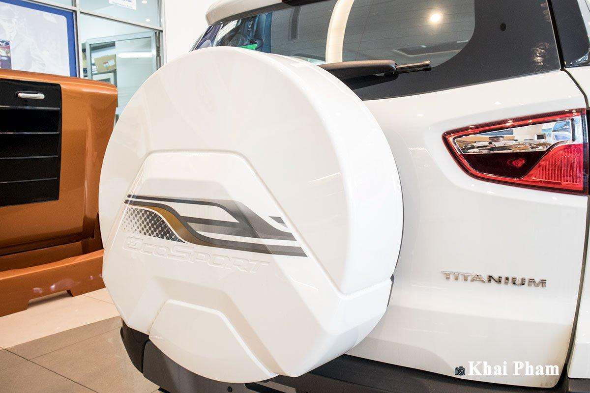 Ảnh Lốp dự phòng xe Ford EcoSport 2020