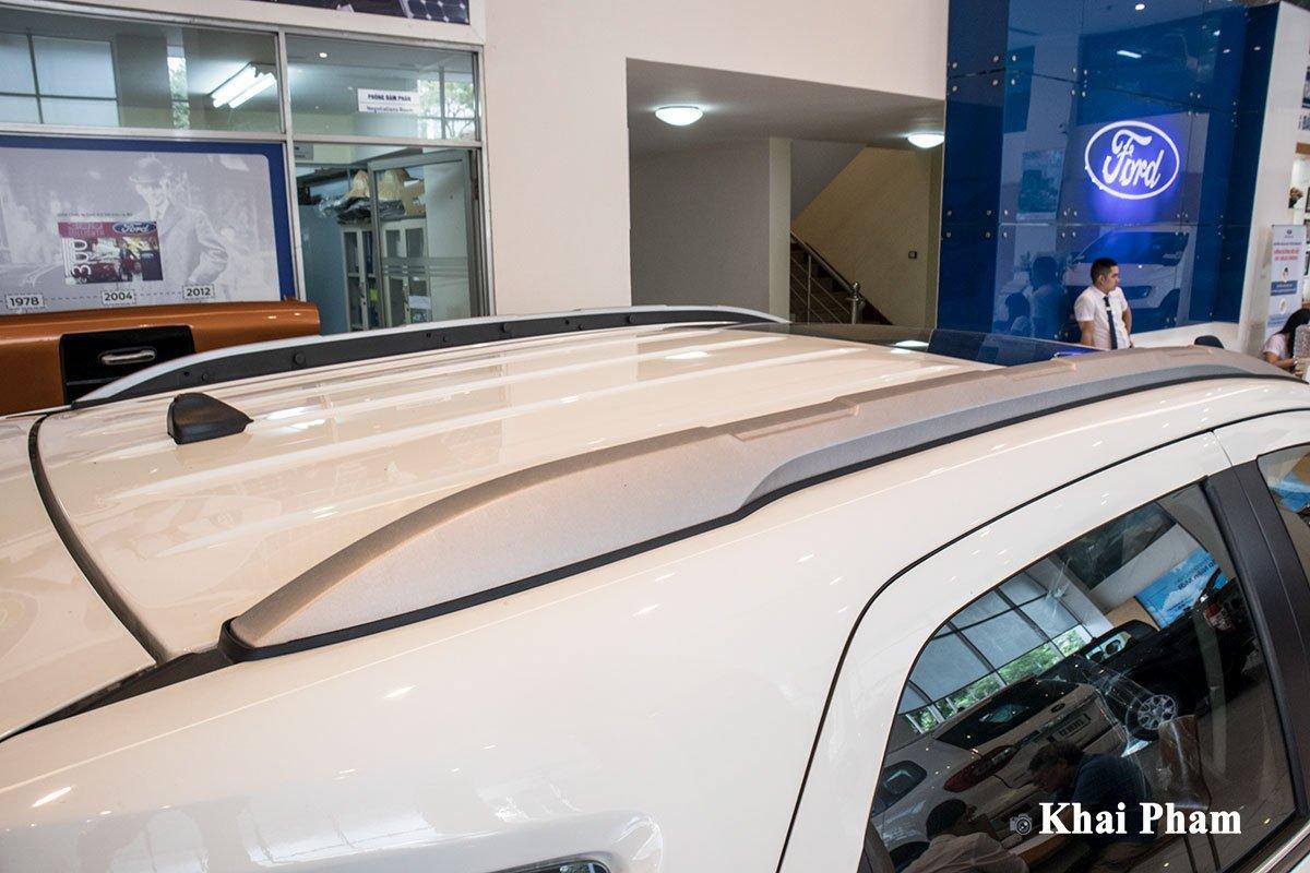 Ảnh Giá nóc xe Ford EcoSport 2020