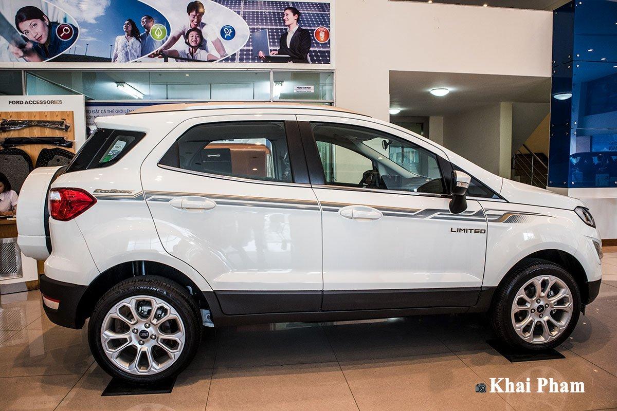 Ảnh chính diện Thân xe Ford EcoSport 2020