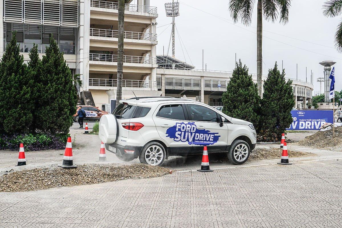 Ảnh Vận hành xe Ford EcoSport 2020