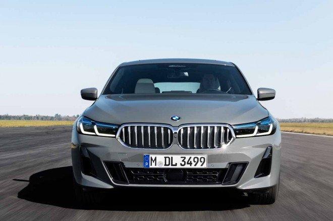 BMW 6-Series GT 2021 ấn tượng hơn.