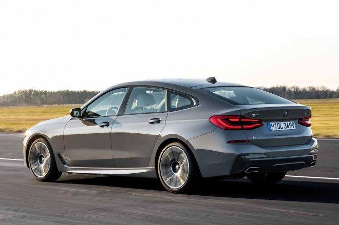 BMW 6-Series GT 2021 tinh chỉnh mới.
