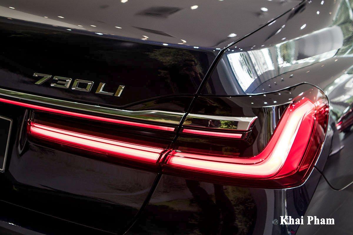 Ảnh Đèn hậu phải xe BMW 7-Series 2020