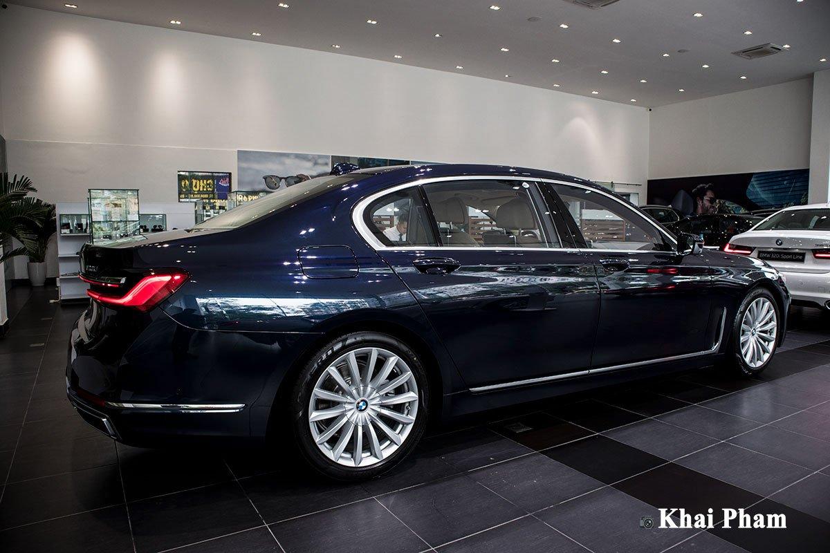 Ảnh Thân  xe BMW 7-Series 2020