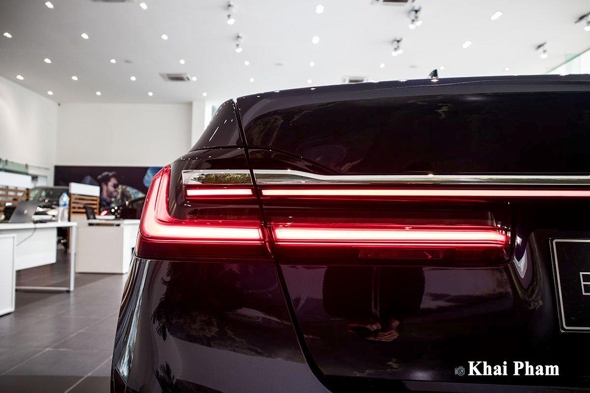 Ảnh Đèn hậu trái xe BMW 7-Series 2020